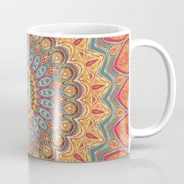 Jewel Mandala - Mandala Art Coffee Mug