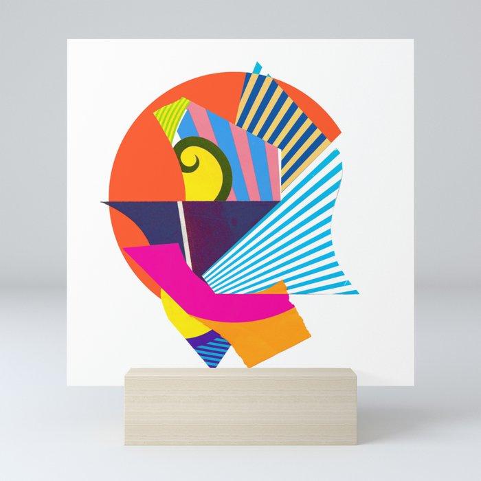 Moon Sail Mini Art Print