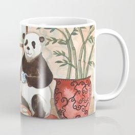 Tea with Panda Coffee Mug
