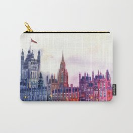 Sunset in London Carry-All Pouch