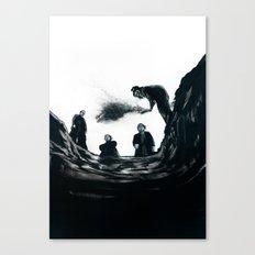 The Saddest Ditch Canvas Print