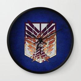 Eren Wall Clock