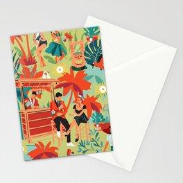 Resort living Stationery Cards