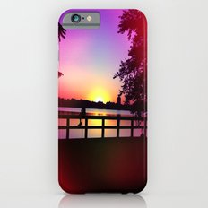 Warm Summer Nights at Dusk iPhone 6s Slim Case