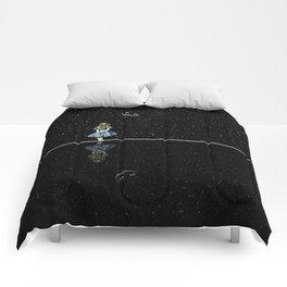 Alice In Wonderland Starry Night Comforters
