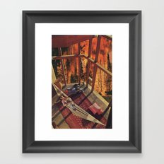 Infinite Rest Framed Art Print