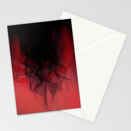 Heart of madness Stationery Cards