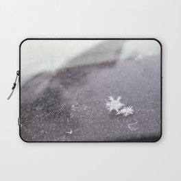 perfect snowflakes Laptop Sleeve
