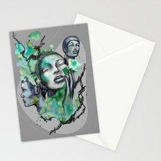 COSMOPOLITAN by carographic, Carolyn Mielke Stationery Cards