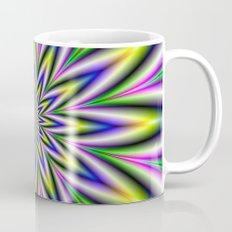 Twelve Pointed Star Mug
