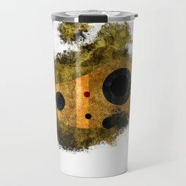laputa: castle in the sky robot guardian Travel Mug
