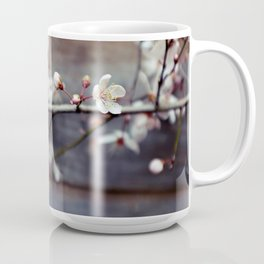 Plum and Mocha Coffee Mug