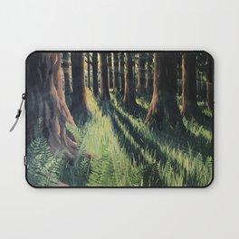 Fern Forest Laptop Sleeve