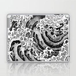 HATCH vs Hokusai: Wave (Masculine) Laptop & iPad Skin