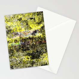 Burning Down the Concept of Heaven Stationery Cards