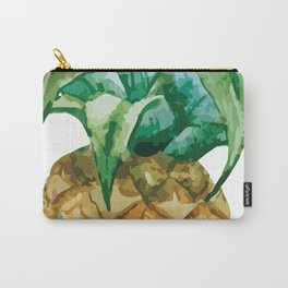 Pineapple , tropical , hawaii , summer , fruit , Carry-All Pouch