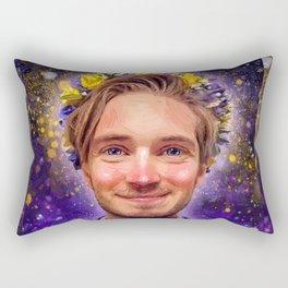 pewdiepie Rectangular Pillow