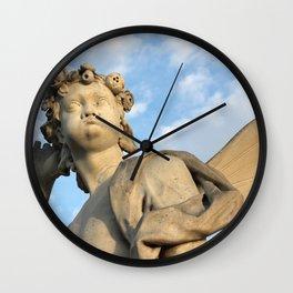 Zephyrus Wall Clock
