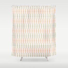 Primitive Pastel Arrows Shower Curtain