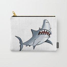 Shark cartoon Carry-All Pouch