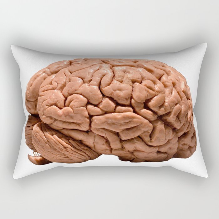 Braaain! Rectangular Pillow