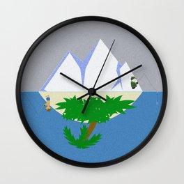 Worlds Apart? Wall Clock