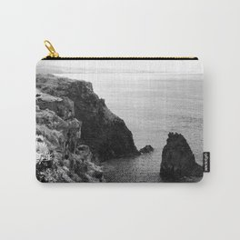 Seascape with monolith Carry-All Pouch