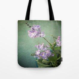 Purple Geishas Tote Bag