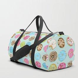 Sweet donuts Duffle Bag
