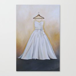 Meghan Canvas Print