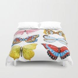 Butterflies 01 Duvet Cover