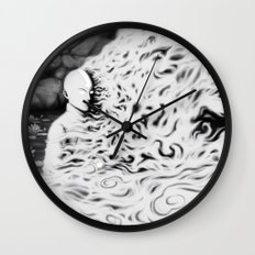 Aang Against the Fire Nation Wall Clock