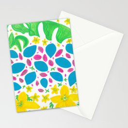 Be Happy, It's Always Summer Stationery Cards