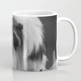 tamarin with a crown of cotton Coffee Mug