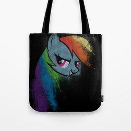 A Dash of Rainbow Tote Bag