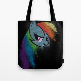 A Dash of Rainbow Tote Bag