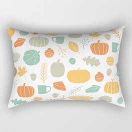 Fall Favorites Rectangular Pillow