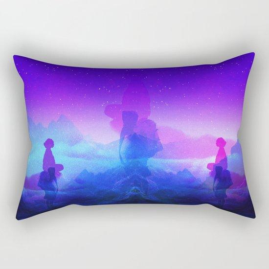 Wonder Never Cease Rectangular Pillow