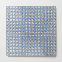 Alma needlework Metal Print