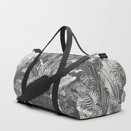Palms in Water Duffle Bag