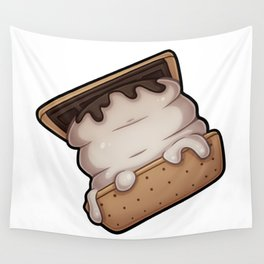 S'Mores Wall Tapestry