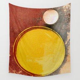 Kuaray and Jacy (Sun and Moon) Wall Tapestry