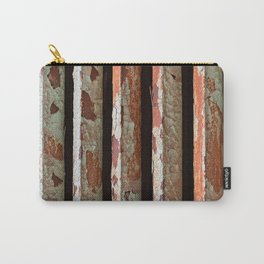 Rusty Radiator Bars Carry-All Pouch