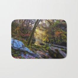 Autumn Fairy Glen Bath Mat