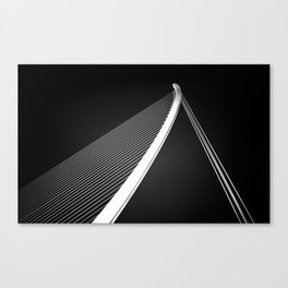 City of Arts and Sciences IV | C A L A T R A V A | architect | Canvas Print