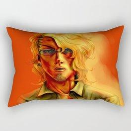 Eric Slingby Sunset Rectangular Pillow