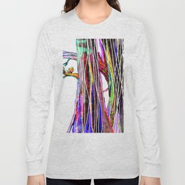 Colored woods Long Sleeve T-shirt