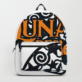Luna Lea #4 Backpack