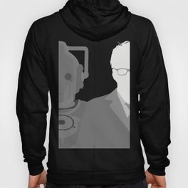 """Doctor Who 50th Anniversary Posters - """"The 10th Doctor"""" Hoody"""