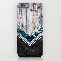 Striped Materials of Nature II iPhone 6 Slim Case